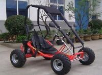 SALE 6.5hp 200cc DuneBuggy w Roll Cage Drift II Deluxe