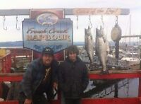 Fishing Charter (French Creek) $400/3 persons