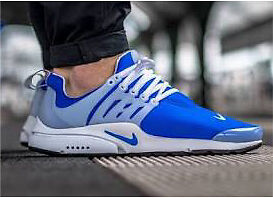 RRP$220 Nike Air Presto Racer Blue white US13 / UK12 New Perth Perth City Area Preview