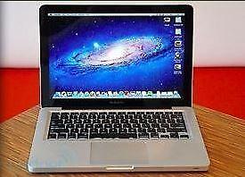 MacBook Pro core i7/2.6GHZ/8 GB RAM DDR3/ 750 GB HDD