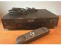 Panasonic svhs video recorder