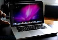 MacBook Pro early 2011/core i5/ 4GB DDR3/500 GB HDD