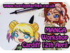 Manga and Anime Drawing Workshop in Easter Roath, Cardiff