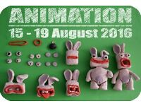 Animation Summer Academy (age 9 - 16)