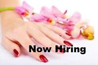Esthetician Wanted