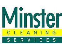 Lichfield Cleaning Vacancies