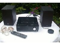 Sony dab radio / 80gb hard drive / cd stereo