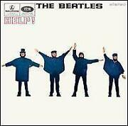 Beatles Help LP