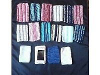 Mobile PHONE COVER POUCHES. Handmade, BRAND NEW.