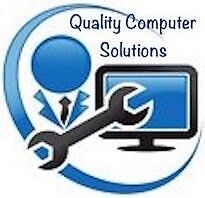 QUALITY COMPUTER SOLUTIONS Craigburn Farm Mitcham Area Preview
