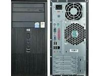 Hp compaq dx 2300 dual core pc tower computer