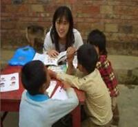 English teaching and cultural exchange program in China