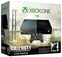 Xbox One 1Tb Call of Duty Edition (trade for PS4)