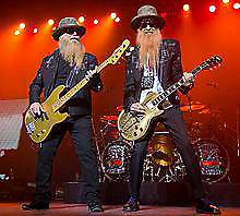 FLOOR SEATS ZZ Top Tickets (3 available, paid $87)