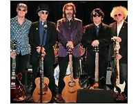 Dep Lead Guitarist needed for Traveling Wilburys tribute