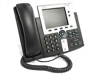 CISCO IP phone 7945 x 40 and conference station x2 MUST GO