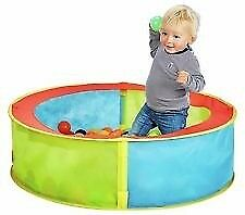 Foldable ball pit and lots of balls!
