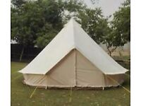 Wanted - 4 or 5m bell tent