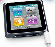 Wanted: IPOD 6th Gen Nano MP3 Player Any Colour Generation