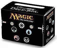 Ultra Pro Magic the Gathering Mana Symbol Sideloading Deck B