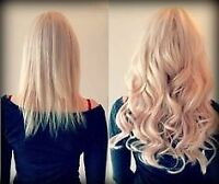 Hair extension sale: tape in, fusion and micro FIRST 10 PPL 20%
