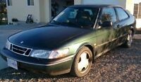 1996 Saab 900 Coupe (2 door)