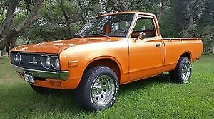 Looking for Datsun 620 pickup, 1973 to 1979, any condition.