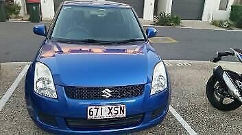 Suzuki Swift 2009 Zillmere Brisbane North East Preview