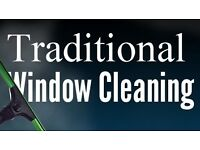 Window Cleaning Service Traditional & Pure Water Pole Covering Cambridge