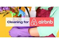 Air bnb short let cleaning all London