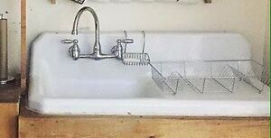 Looking For An Old Sink