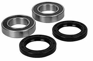 Kawasaki Kx500 Front Wheel Bearing And Seal Kit 1990-1993