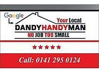 Glasgow Handyman Services : No job too small: 0141 295 0124