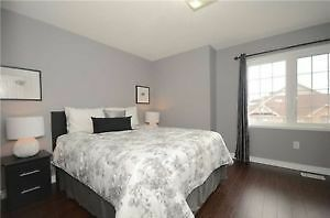 Bright And Spacious 3BR Semi-Detached Home In Whitby For Lease.
