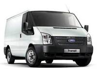 Man and van, painting and decorating