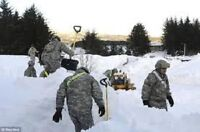 Residential Snow Removal Personnel Needed