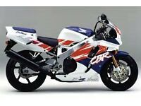 Honda Fireblade CBR900RR WANTED, ZXR750R, R1, GSXR1100, 750, DUCATI, OTHERS CONSIDERED