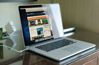 "APPLE MACBOOK PRO RETINA 15"" - i7 2.7GHz 16GB 512 SSD - Upgrade"