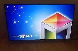 "Samsung LED, 3D, Smart TV WiFi ready 55"""