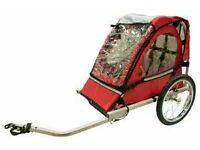 Single Buggy Trailer to pull your toddler behind your bike