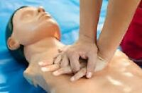CPR,AED, Basic First Aid classes. Registration ongoing
