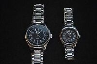 """NEW"" Swiss Tradition His and Hers Watches $150 OBO"