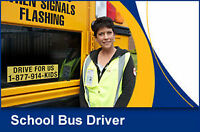 FIRST STUDENT CANADA-Join our team of School Bus Drivers Today!