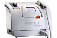 SharpLight Laser hair removal for $89 at Gina's Total Beauty