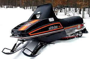 LOOKING FOR SKIDOO CITATION