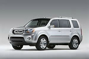 Honda or Toyota SUV  2010 or Newer