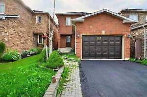 Beautiful Detached House for Sale in Orangeville