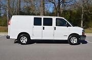 Chevy Cargo Van