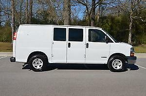 chevy cargo van chevrolet ebay. Black Bedroom Furniture Sets. Home Design Ideas