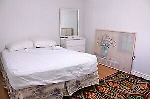 Huge Furnish Room for Rent/1 MIN Walk toYorkdale Subway Station